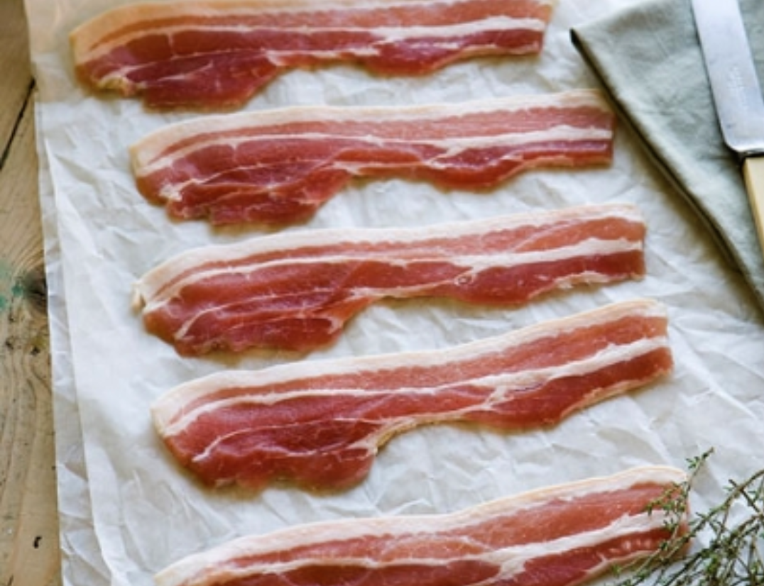 Bacon Rashers (x12)