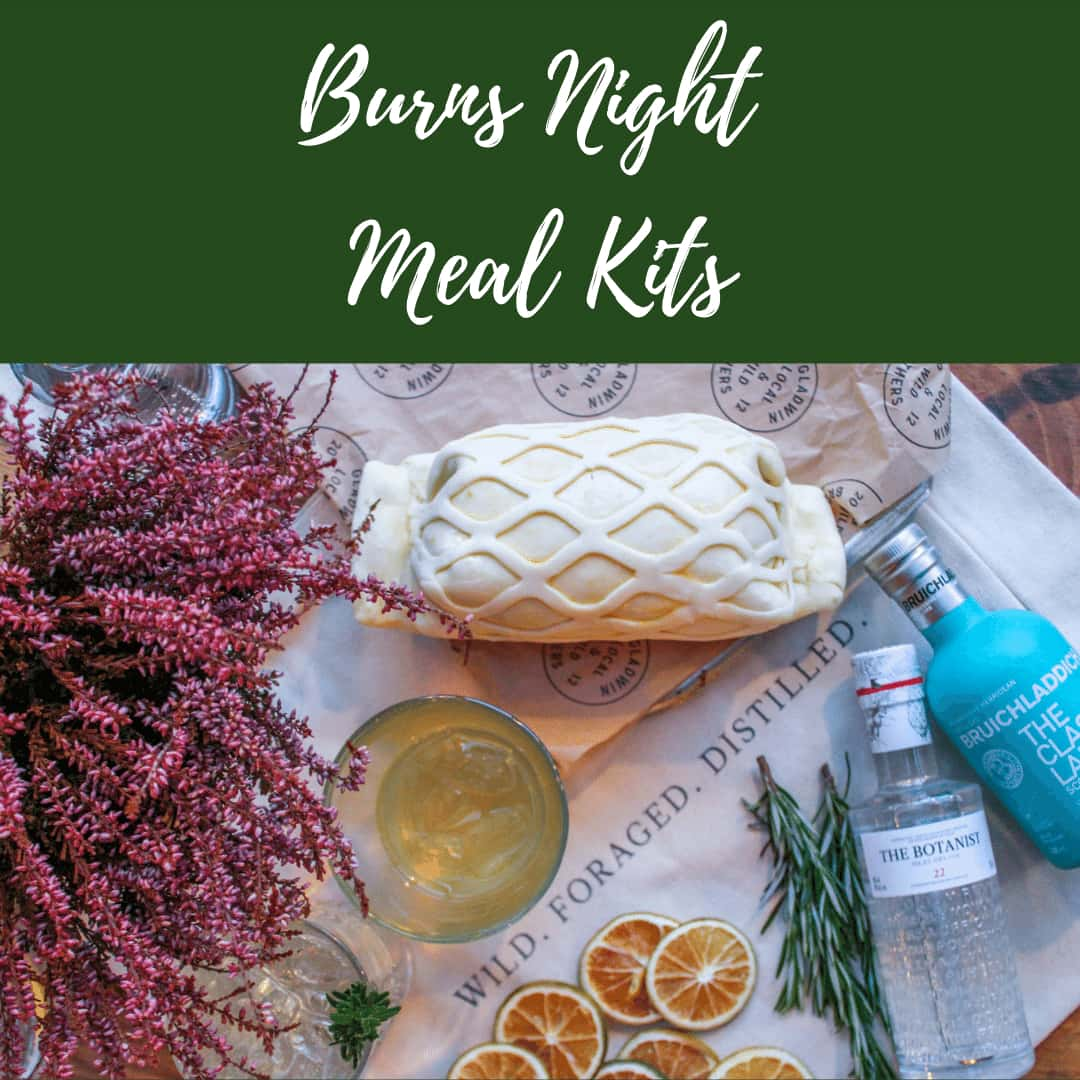 Burns Night Meal Kits