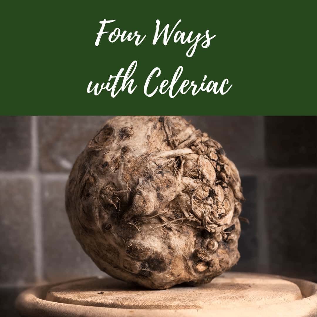 Celeriac Recipes for Homecooking