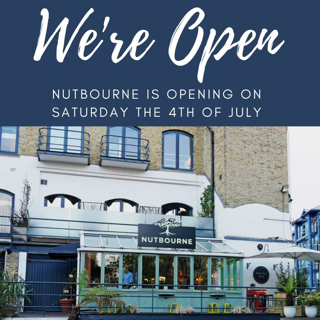 We're Opening! Join us on the 4th of July.