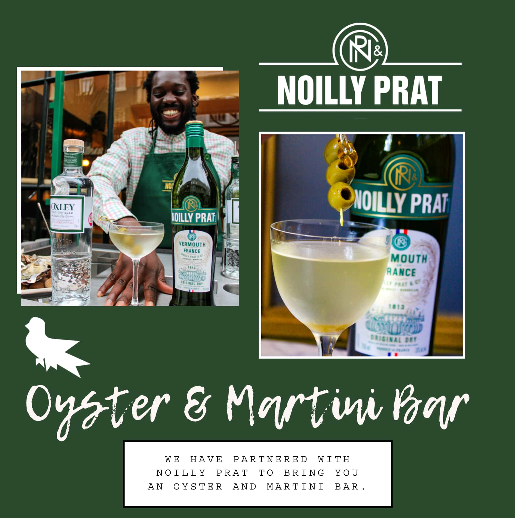 Noilly Prat Terrace Takeover