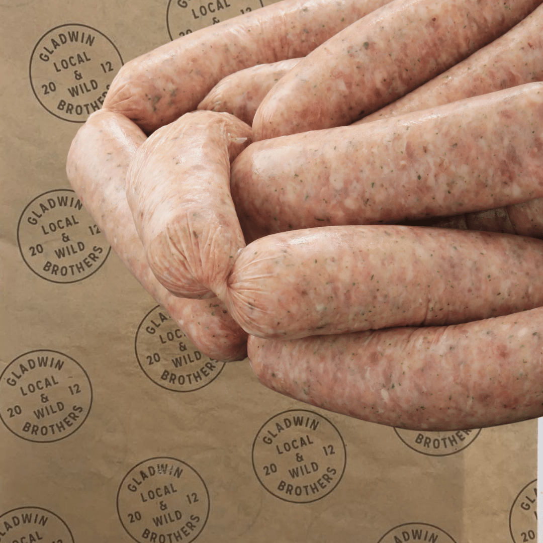 British Organic Pork Sausages (x12)
