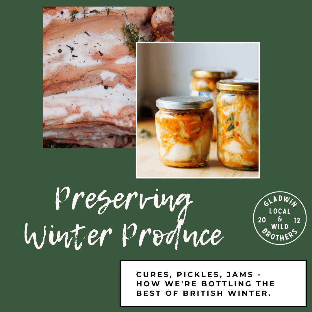 Zero Waste - Bottle this Winter's Produce