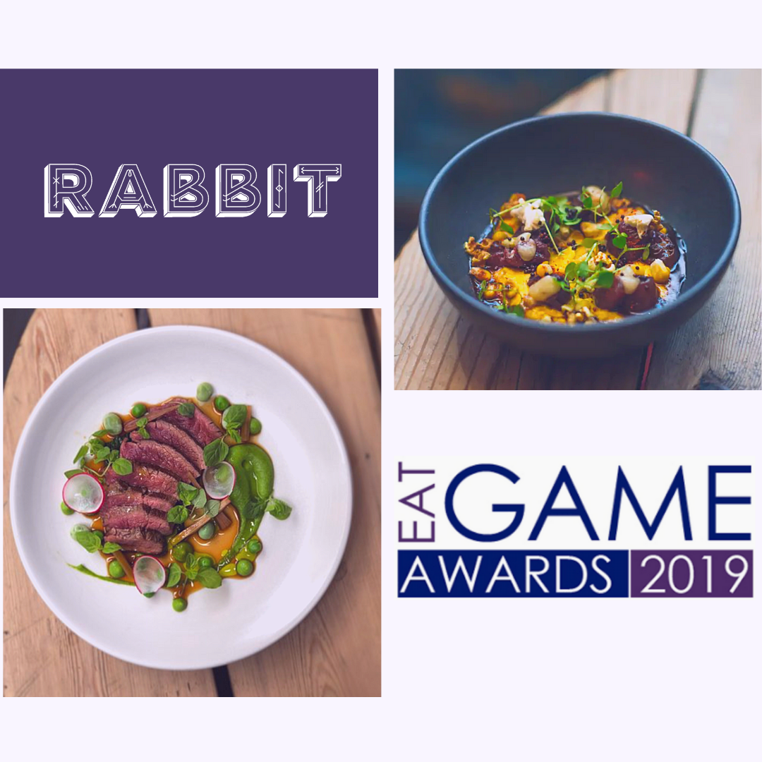 We've been nominated! Eat Game Awards!