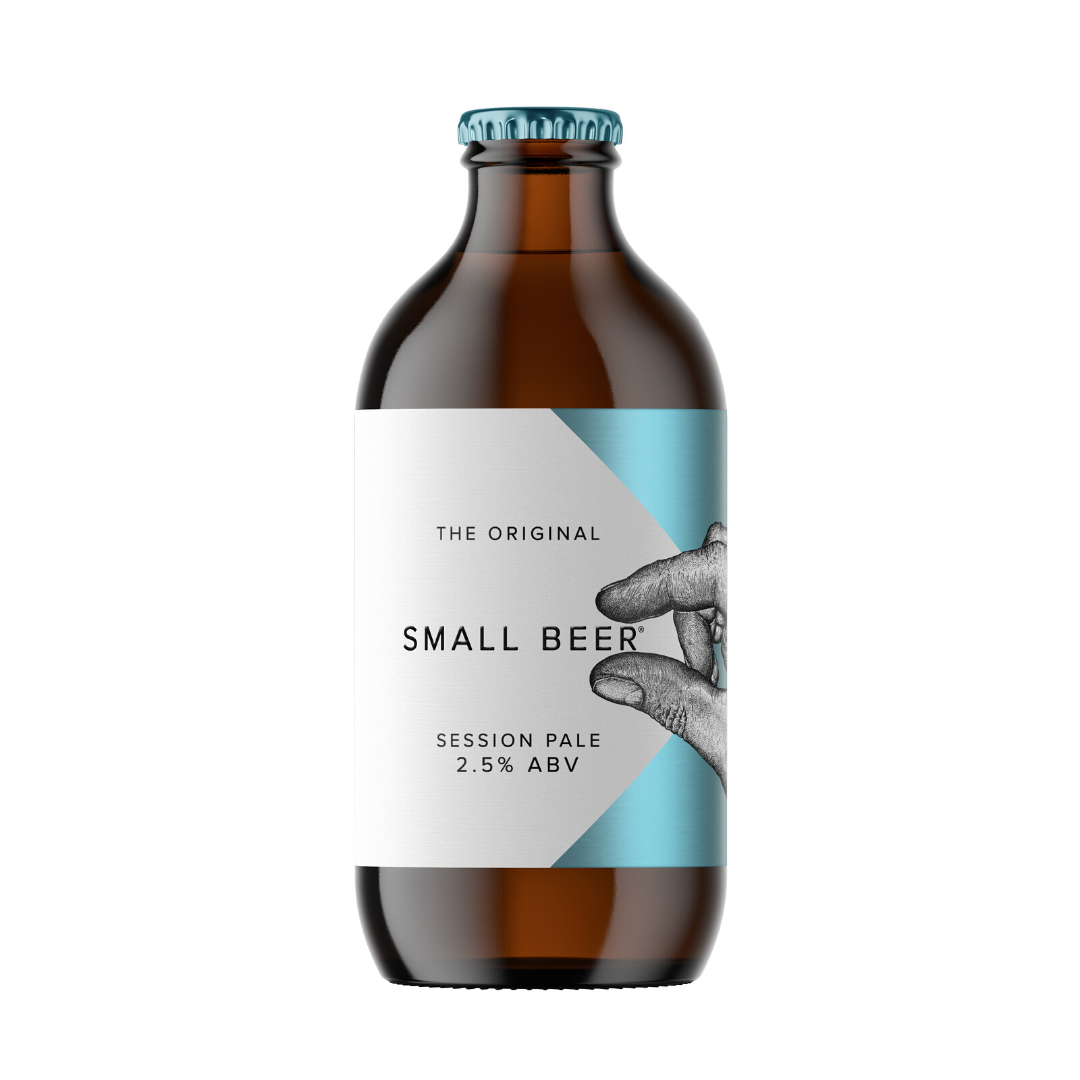 Small Beer Session Pale 6 PACK (2.5% ABV)