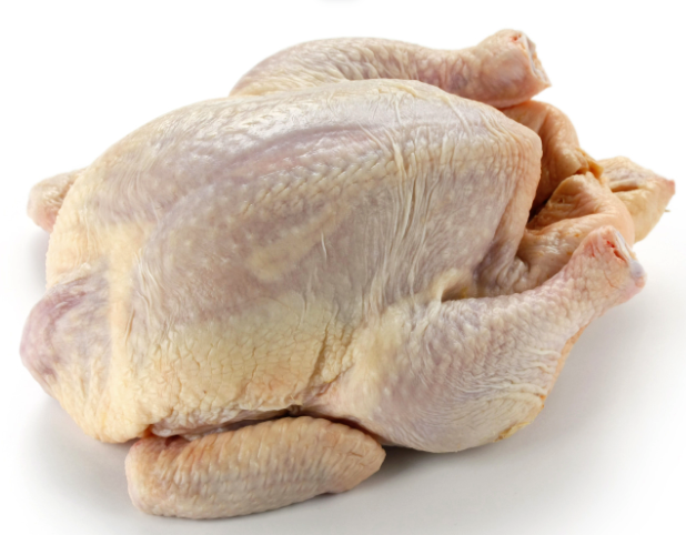 Whole Free-Range Chicken (1.2kg)
