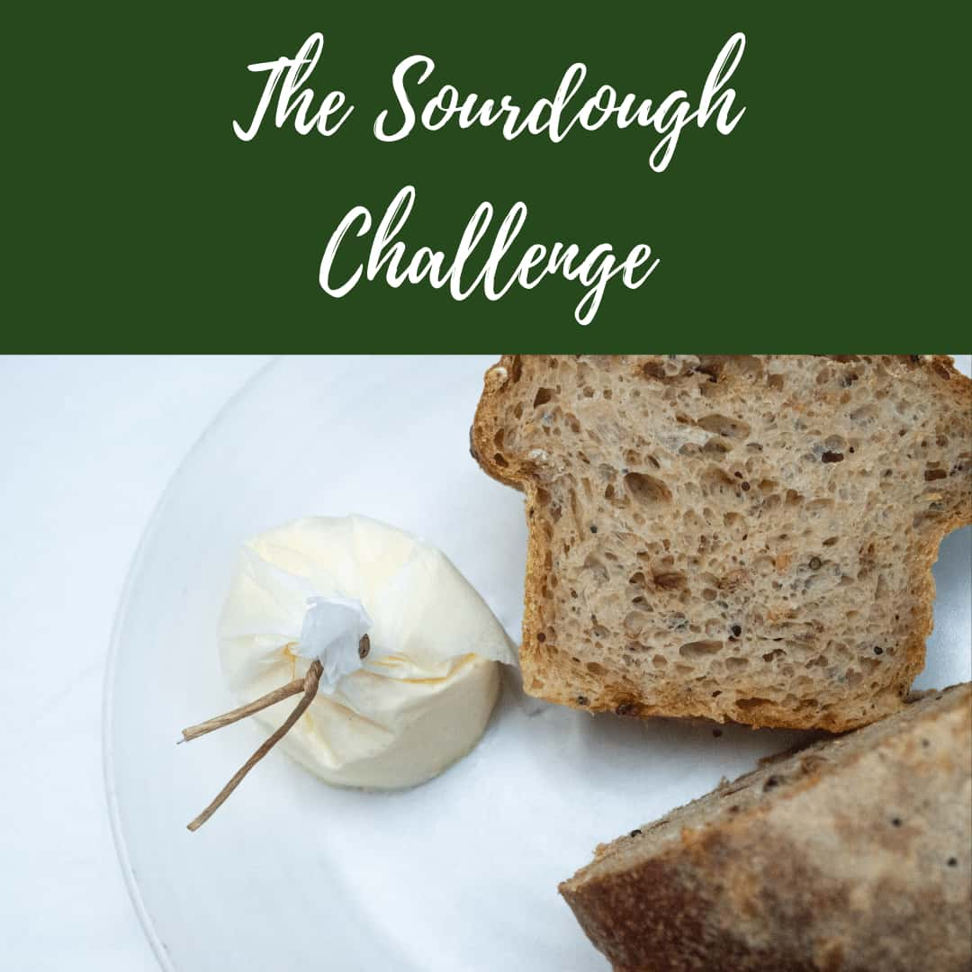 The Lockdown Sourdough Challenge