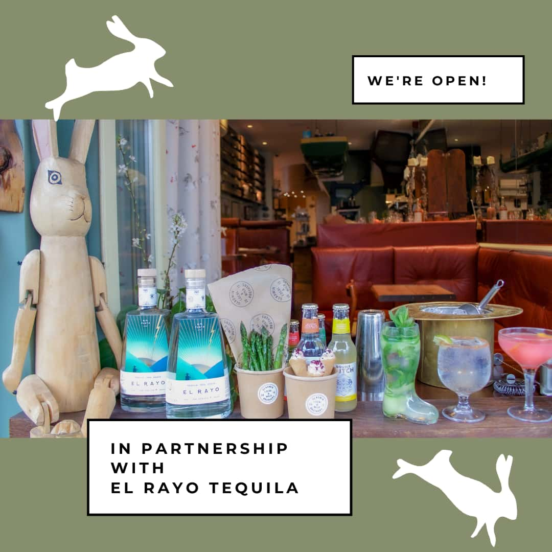In Partnership with El Rayo Tequila
