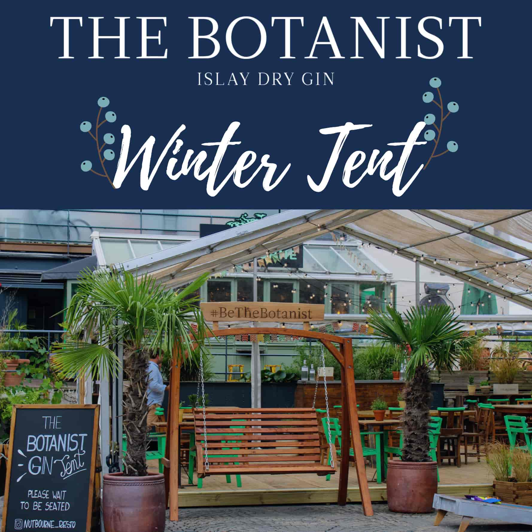 The Botanist x Nutbourne