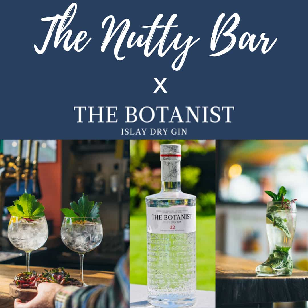 The Nutty Bar with The Botanist