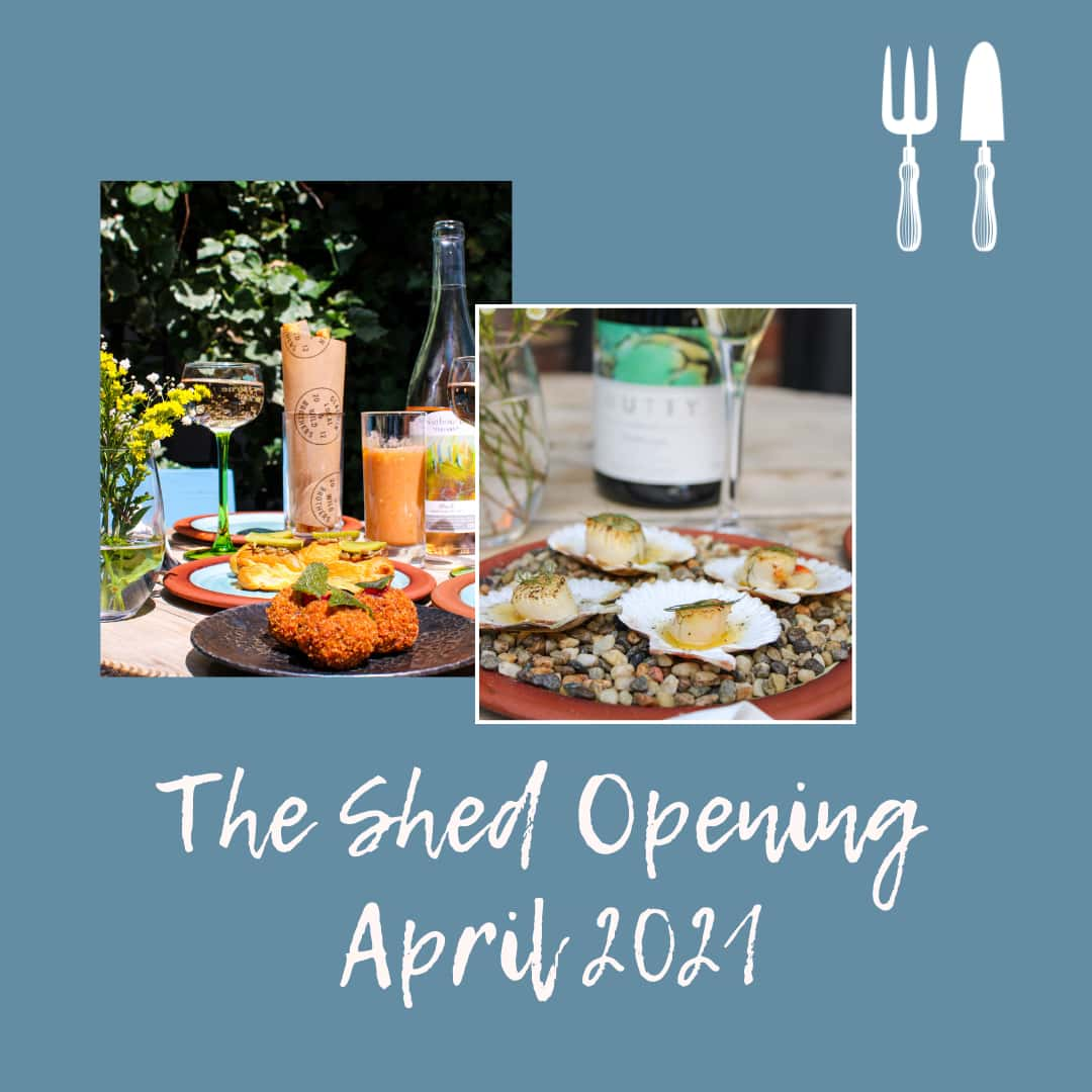 The Shed Opening in April 2021