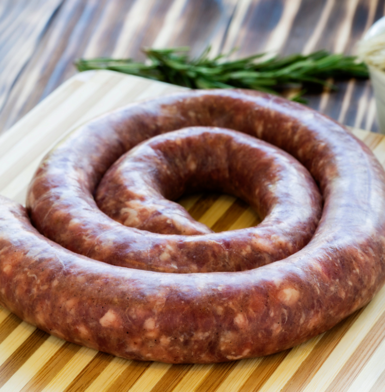 Venison and Pork Boerewors