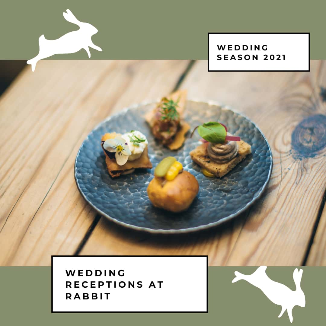 Wedding Receptions Hosted by Rabbit
