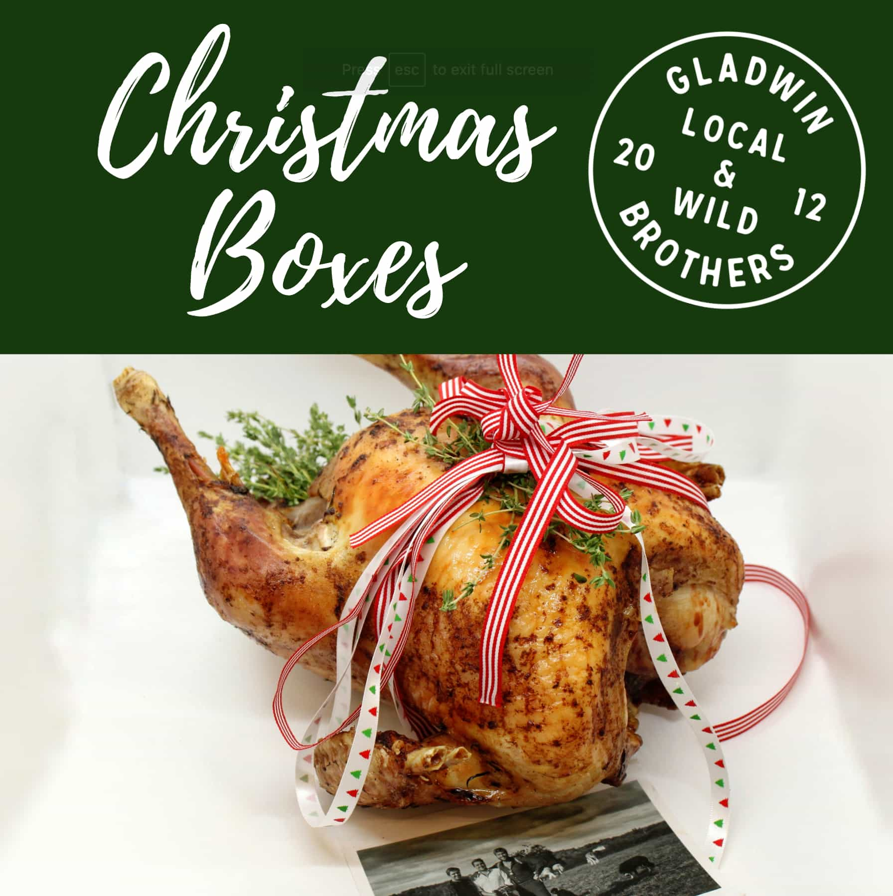 Christmas Essentials & Luxury Boxes