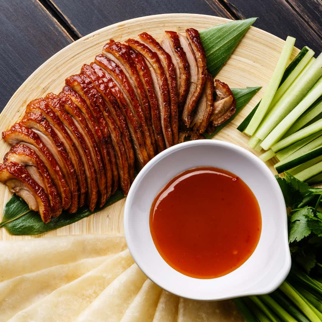 "Peking Duck ""Fakeaway"" (serves 4)"