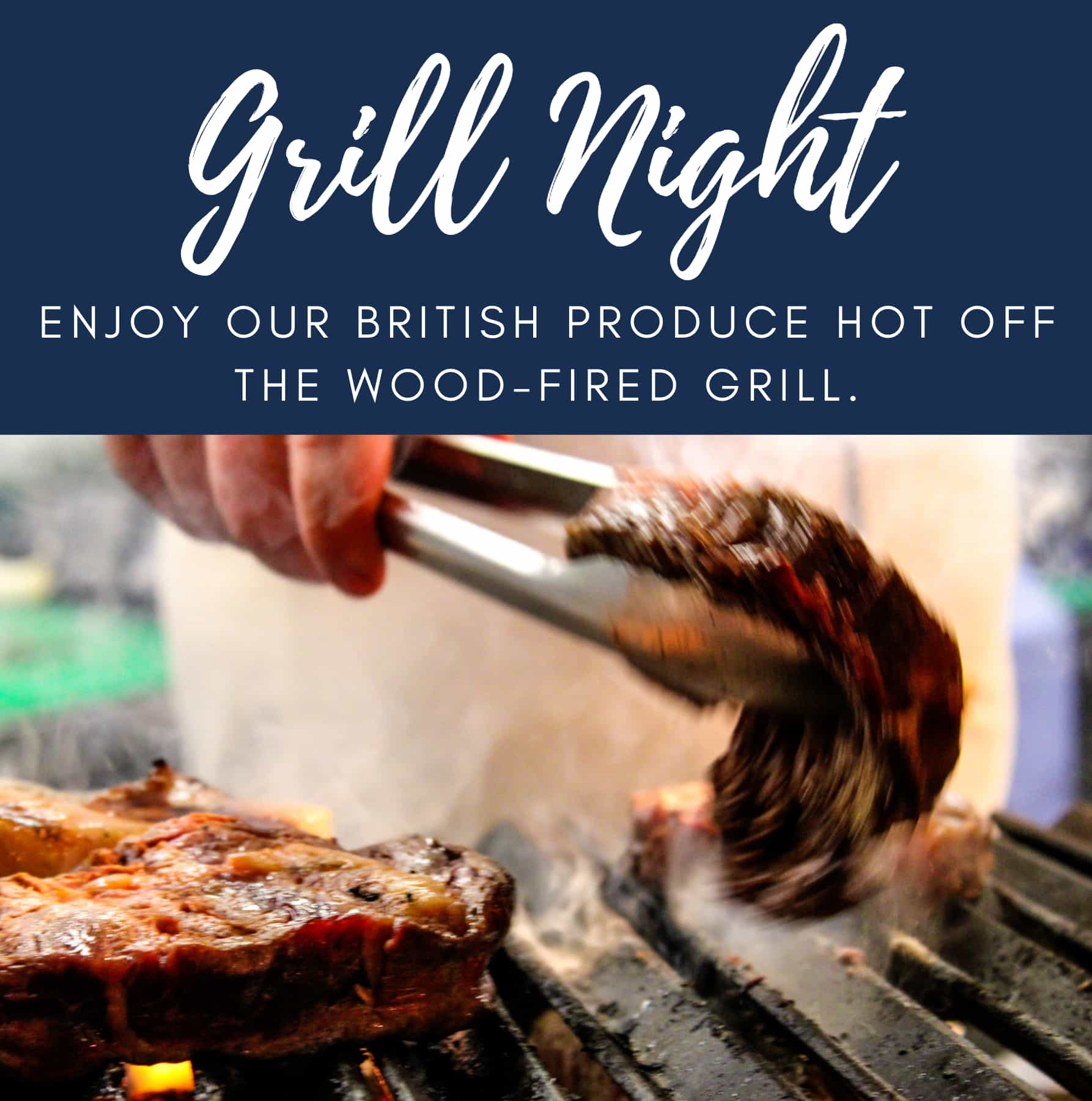 Wednesday Grill Night at Nutbourne