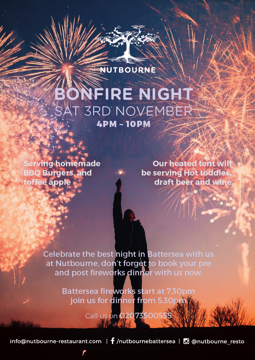 Nutbourne Bonfire Night