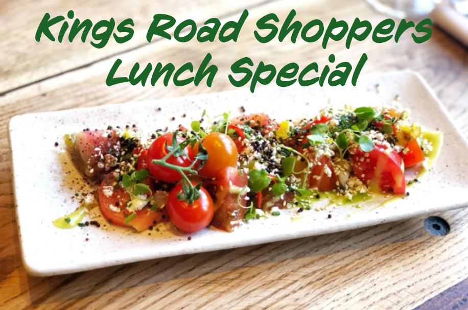 Express Rabbit Lunch