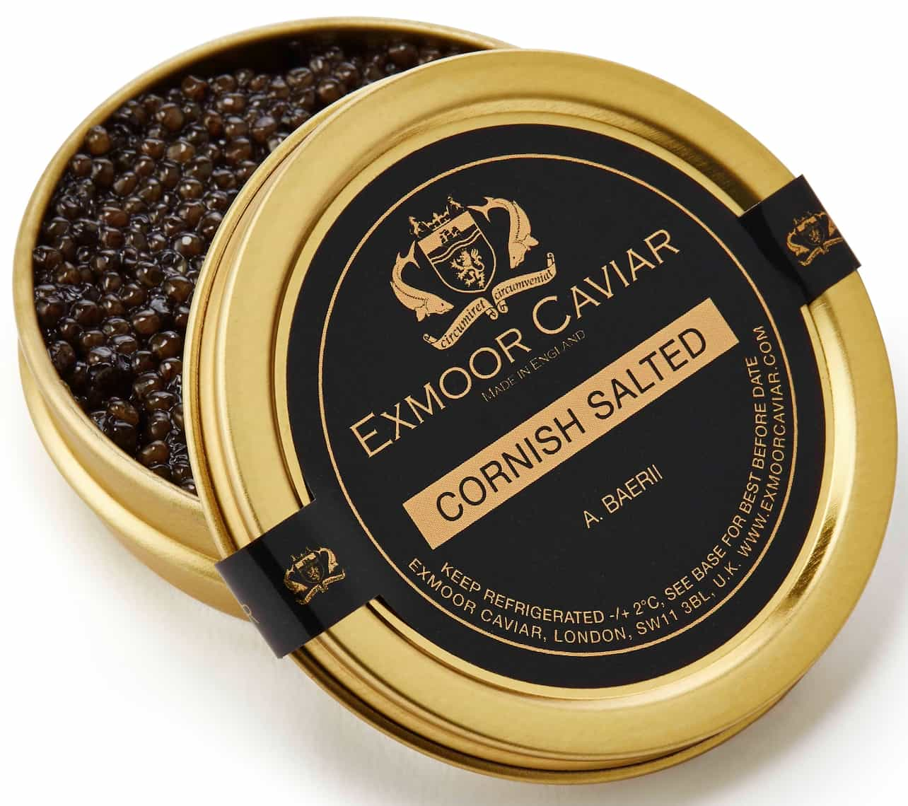 Exmoor English Caviar 20g