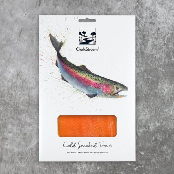 Cold Smoked Trout (100g)