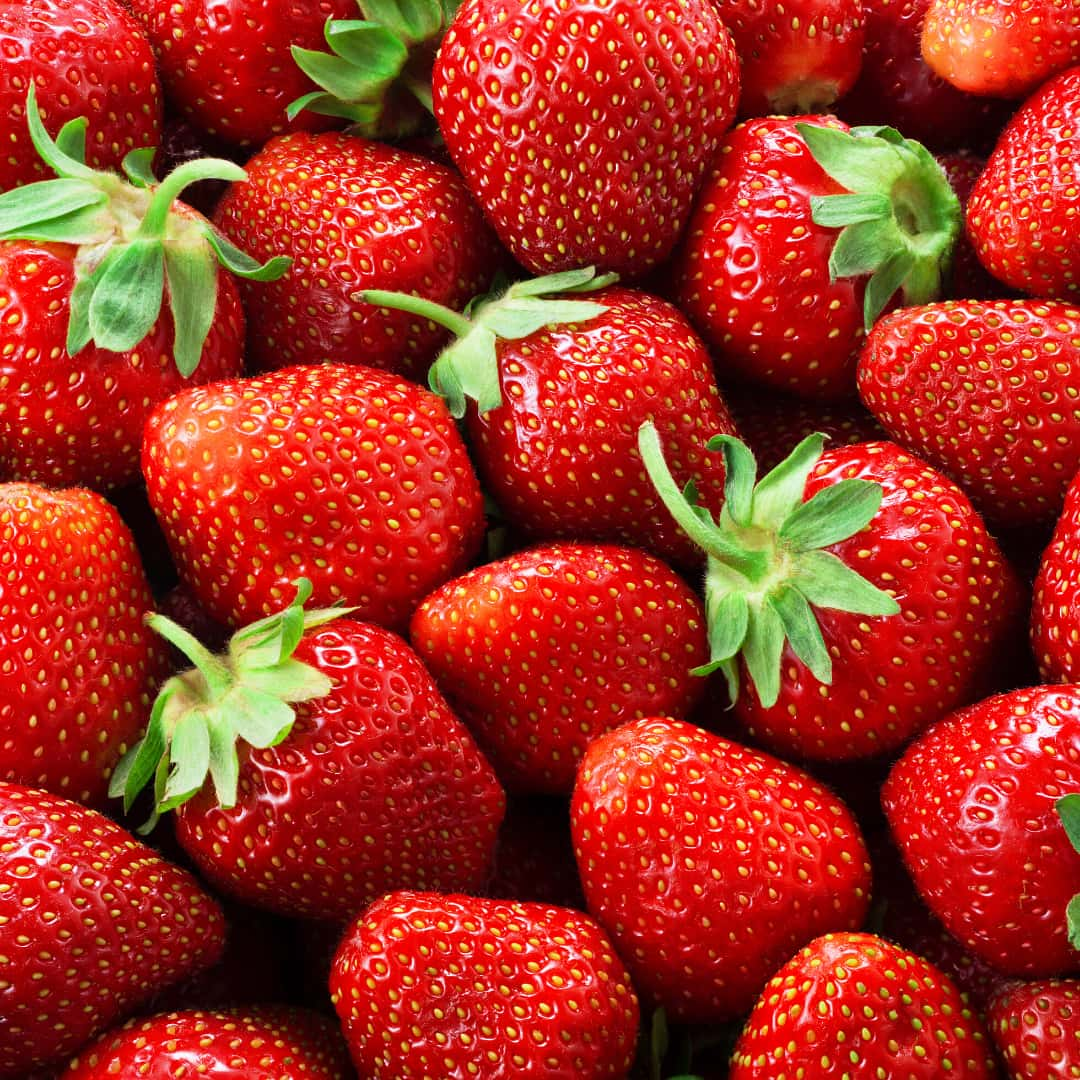 Sussex Strawberries (500g Punnet)