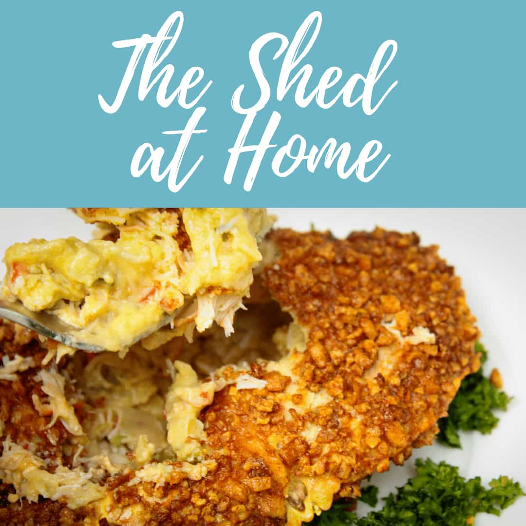 The Shed at Home - Collection & Delivery