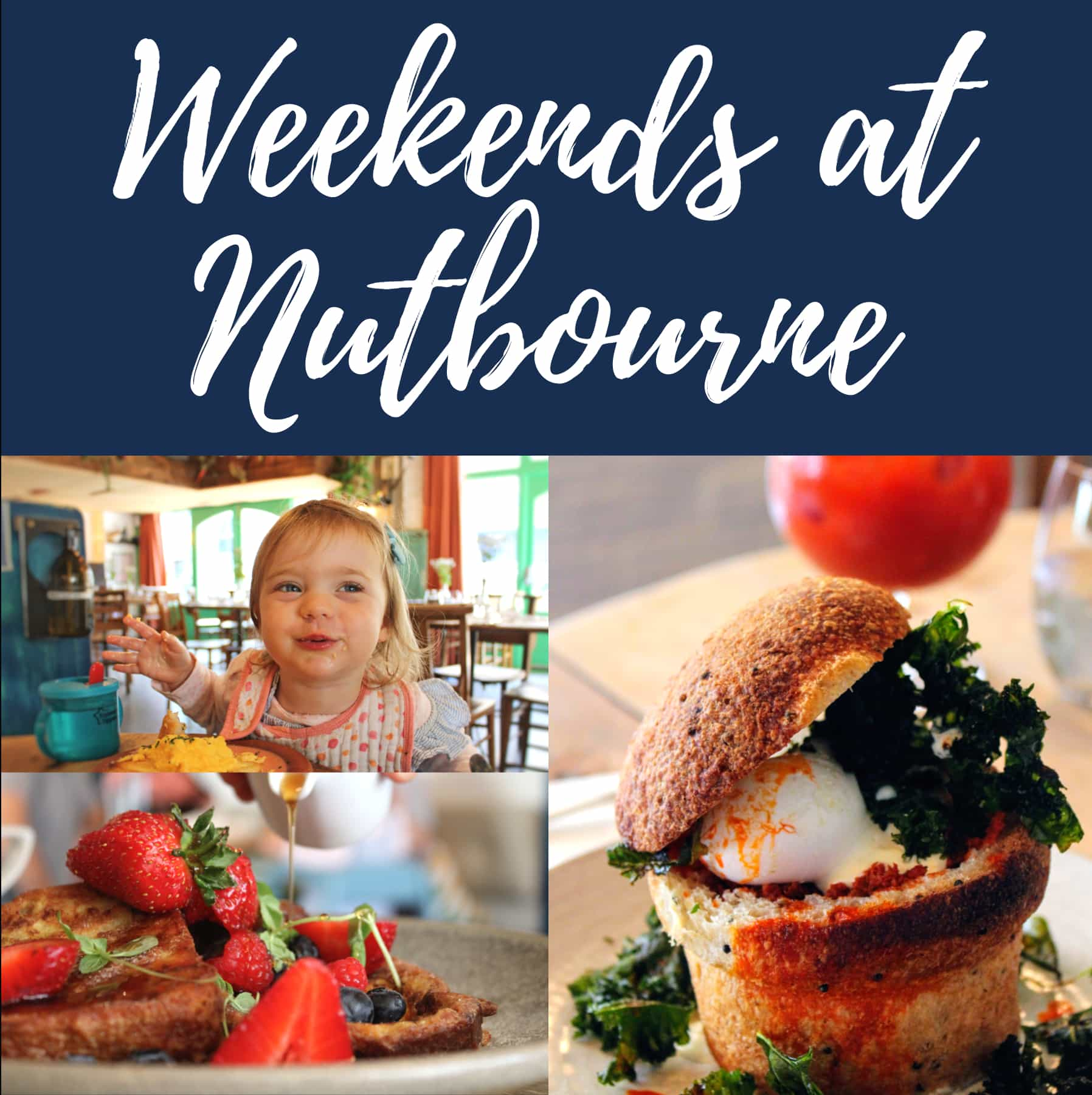 The Bank Holiday Weekend at Nutbourne
